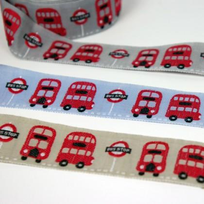 "Webband - London Bus ""natur"""