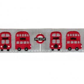 "Webband - London Bus ""grau"""