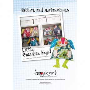 little guardian angel - pattern & instructions (ENGLISH)