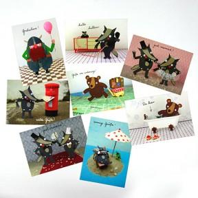 Postkartenset 2013 (8 Karten)